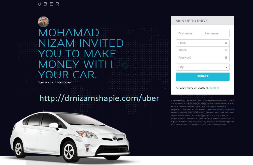 kajian uber