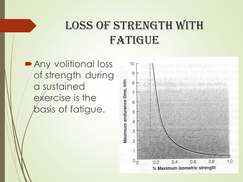 Neuromuscular Functions And Fatigue In Exercise Dr Nizam